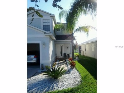 7929 Carriage Pointe Drive, Gibsonton, FL 33534 - MLS#: T2873832
