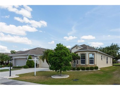 1112 Emerald Dunes Drive, Sun City Center, FL 33573 - MLS#: T2876294