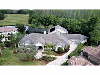 19010 Cour Estates, Lutz, FL 33558 - MLS#: T2876461