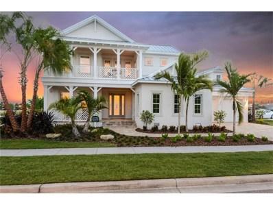 709 Manns Harbor Drive, Apollo Beach, FL 33572 - #: T2877412