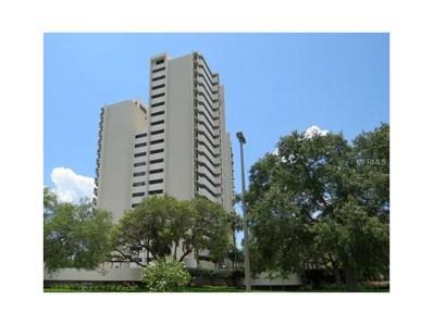 4141 Bayshore Boulevard UNIT 805, Tampa, FL 33611 - MLS#: T2880358