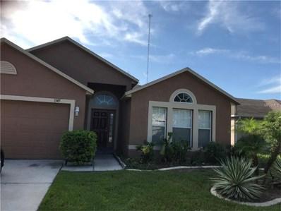 13415 Copper Head Drive, Riverview, FL 33569 - MLS#: T2882474