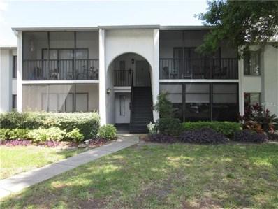 1281 Pine Ridge Circle E UNIT E1, Tarpon Springs, FL 34688 - MLS#: T2882728