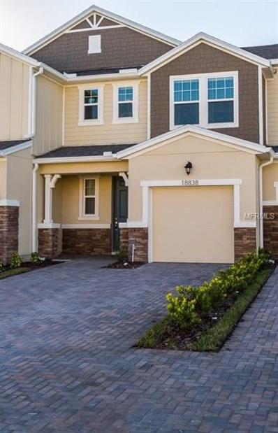 18838 Cornuta Street UNIT 1805, Lutz, FL 33558 - MLS#: T2886326