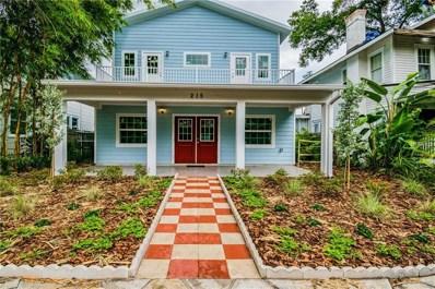 215 12TH Avenue NE, St Petersburg, FL 33701 - MLS#: T2886491