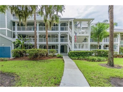 2533 Dolly Bay Drive UNIT 102, Palm Harbor, FL 34684 - MLS#: T2886681