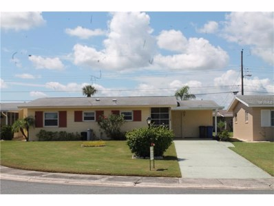 1506 Chevy Chase Drive, Sun City Center, FL 33573 - MLS#: T2886917