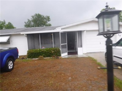 50 S Jackson Street, Beverly Hills, FL 34465 - MLS#: T2887165