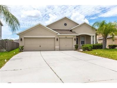 11416 Dutch Iris Drive, Riverview, FL 33578 - MLS#: T2887280