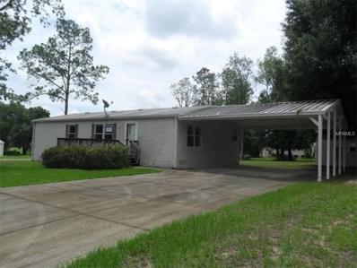 36150 Lodgepole Pine Drive, Dade City, FL 33525 - MLS#: T2888839
