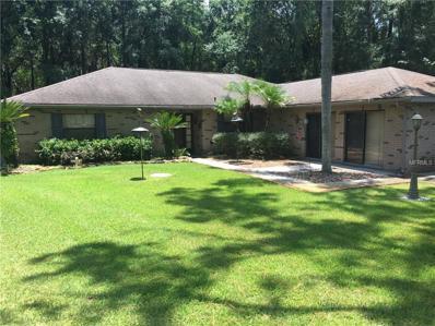 26302 Twin Pines Court, Zephyrhills, FL 33544 - MLS#: T2890469