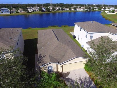 7815 Carriage Pointe Drive, Gibsonton, FL 33534 - MLS#: T2890495