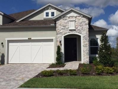 4411 Barletta Court, Wesley Chapel, FL 33543 - MLS#: T2890500