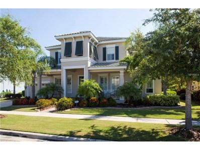 733 Manns Harbor Drive, Apollo Beach, FL 33572 - MLS#: T2890693