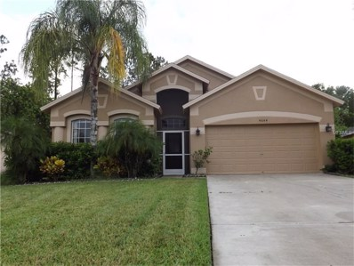 4644 Roundview Court, Land O Lakes, FL 34639 - MLS#: T2890894