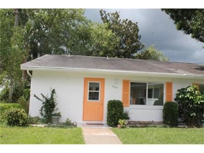 1902 Andover Street UNIT 208, Sun City Center, FL 33573 - MLS#: T2892146