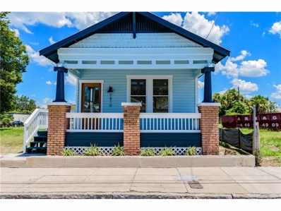 1810 E 4TH Avenue, Tampa, FL 33605 - MLS#: T2892383