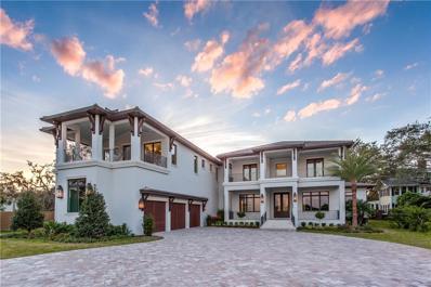 3605 S Bayshore Boulevard, Tampa, FL 33629 - MLS#: T2892476