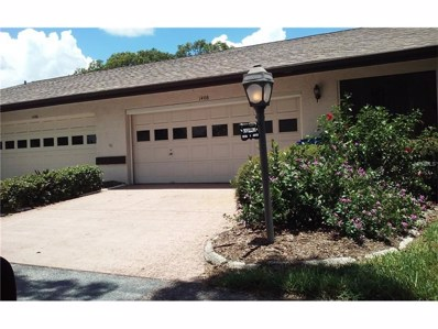 1408 Leland Drive UNIT 53, Sun City Center, FL 33573 - MLS#: T2892571