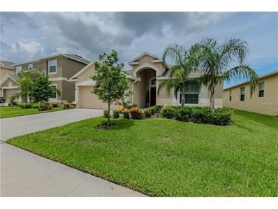 16615 Magnolia Reserve Place, Wimauma, FL 33598 - MLS#: T2893768