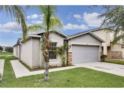 7831 Carriage Pointe Drive, Gibsonton, FL 33534 - MLS#: T2894306