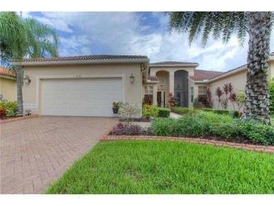 16110 Amethyst Key Drive, Wimauma, FL 33598 - MLS#: T2894504