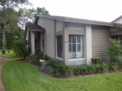 1810 Cypress Trace Drive, Safety Harbor, FL 34695 - MLS#: T2894774
