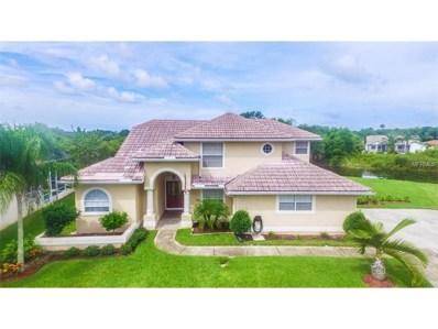 727 Waterside Court, Tarpon Springs, FL 34689 - MLS#: T2895291