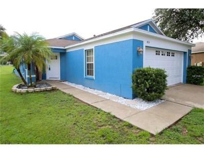 415 Pine Pointe Court, Seffner, FL 33584 - MLS#: T2895821