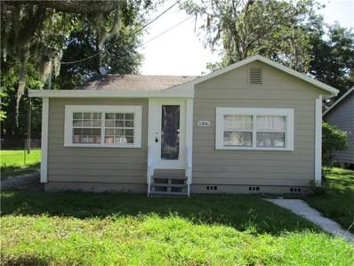 1306 N Franklin Street, Plant City, FL 33563 - MLS#: T2895833