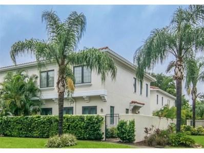 3813 Villas Del Sol Court, Tampa, FL 33609 - MLS#: T2896250