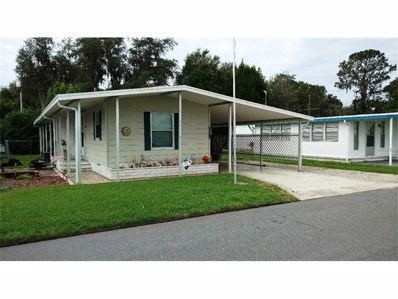 36312 Coronado Way, Zephyrhills, FL 33541 - MLS#: T2897022