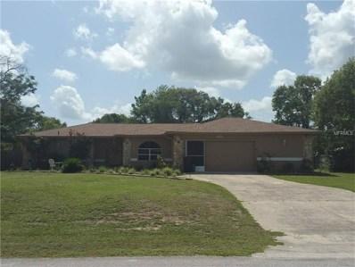 1402 Findlay Avenue, Spring Hill, FL 34609 - MLS#: T2897364