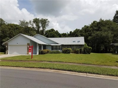 3644 Spring Valley Drive, New Port Richey, FL 34655 - MLS#: T2897422