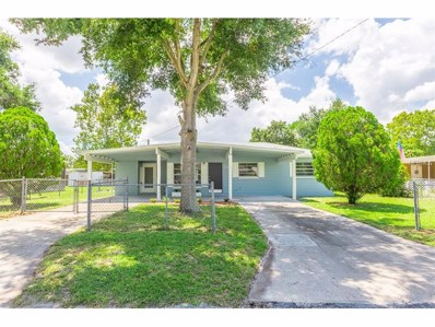 723 Ellerbe Way, Lakeland, FL 33801 - MLS#: T2897773