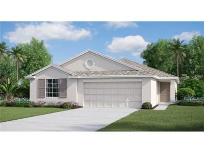 16551 Myrtle Sand Drive, Wimauma, FL 33598 - MLS#: T2897840