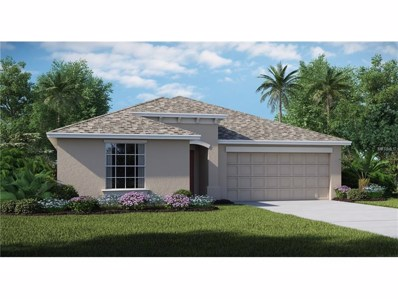 16553 Myrtle Sand Drive, Wimauma, FL 33598 - MLS#: T2897852