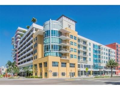 1120 E Kennedy Boulevard UNIT 517W, Tampa, FL 33602 - MLS#: T2898067