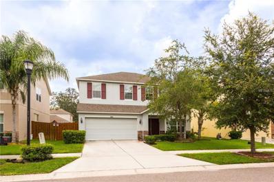 5813 Lilac Lake Drive, Riverview, FL 33578 - MLS#: T2898447