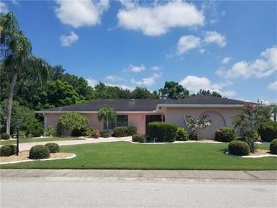 201 Amesbury Circle, Sun City Center, FL 33573 - MLS#: T2898746