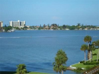 4575 Cove Circle UNIT 602, St Petersburg, FL 33708 - MLS#: T2898841