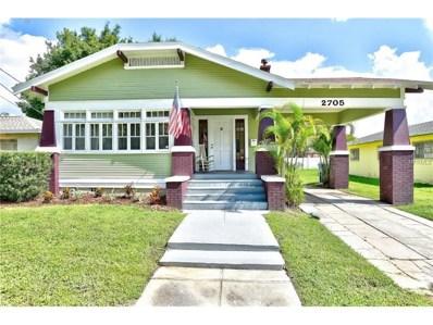 2705 W Cordelia Street, Tampa, FL 33607 - MLS#: T2899404