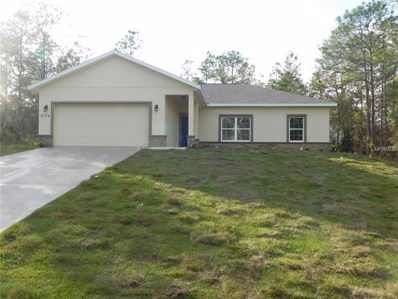 8179 MacKinaw Road, Weeki Wachee, FL 34613 - MLS#: T2899681