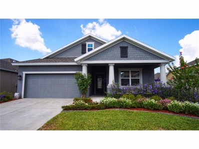 12005 Rambling Stream Drive, Riverview, FL 33569 - MLS#: T2899696