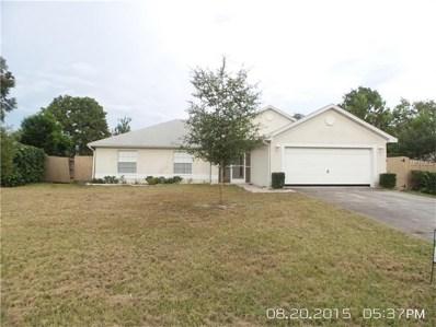 13081 Pirate Lane, Spring Hill, FL 34609 - MLS#: T2899907