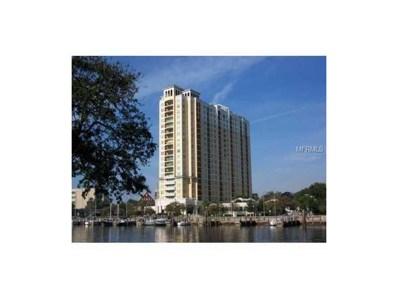 345 Bayshore Boulevard UNIT 1806, Tampa, FL 33606 - MLS#: T2900540