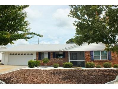 703 Fox Hills Drive, Sun City Center, FL 33573 - MLS#: T2900910