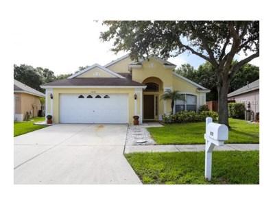 6250 Crickethollow Drive, Riverview, FL 33578 - MLS#: T2901052