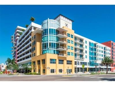1208 E Kennedy Boulevard UNIT 410, Tampa, FL 33602 - MLS#: T2901053