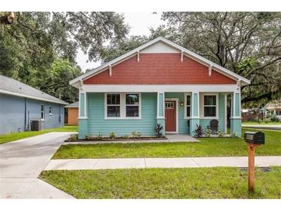 6001 N 17TH Street, Tampa, FL 33610 - MLS#: T2901736
